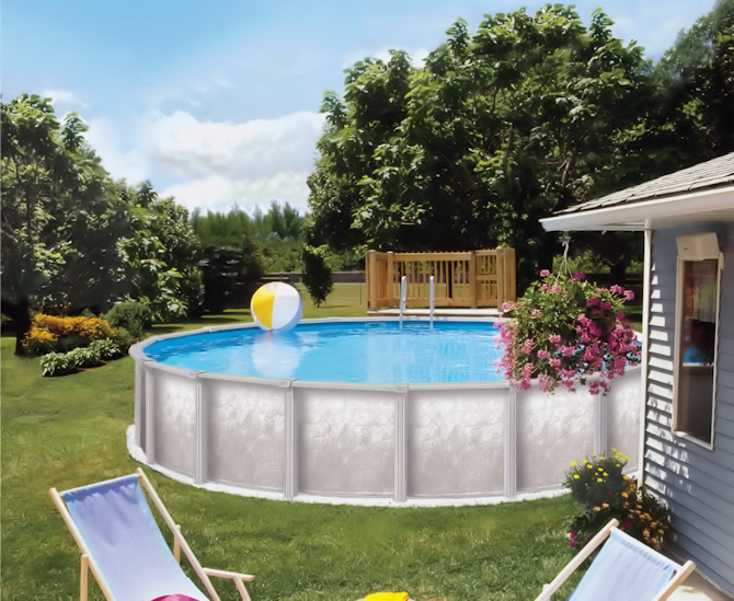 Click to see the Snyder Above Ground Pools