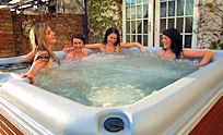 Click to see the Snyder Hot Tubs & Spas