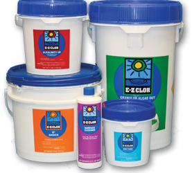 How to store your swimming pool chemicals for the winter.