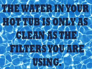 How to Clean your Hot Tub Cartridges!